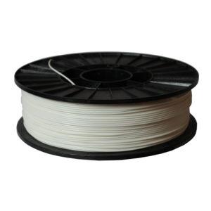 ABS+ Белый, 1,75 мм, 0.8 кг нетто