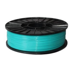 Пластик для 3D печати бирюзовый