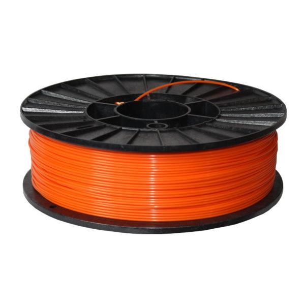 Пластик для 3D печати ABS+ Оранжевый. Купить в Москве и Подольске. Доставка в регионы.
