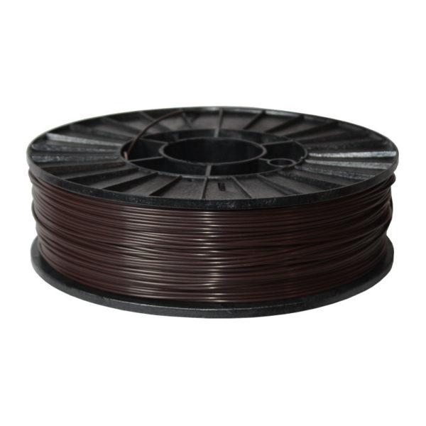 Пластик ABS+ Шоколадный, толщина 1,75мм