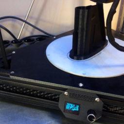 Печать приклада автомата (лазертаг)