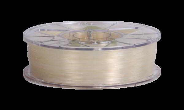 Пластик для 3D печати PLA Ecofil прозрачный (2,0кг). Купить в Москве и Подольске. Доставка в регионы.