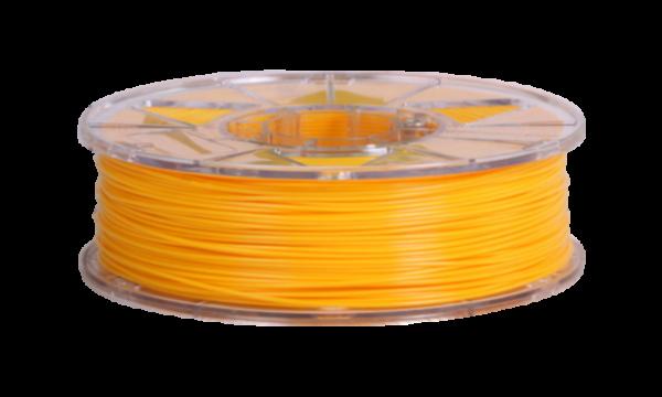 Пластик для 3D печати PLA Ecofil желтый (2,0кг).