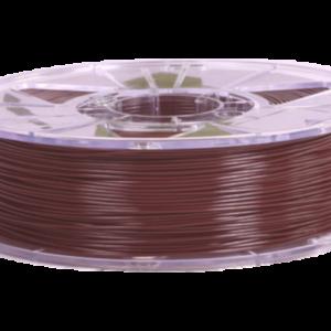 Пластик для 3D печати PLA Ecofil Шоколадный (2,0кг). Купить в Москве и Подольске. Доставка в регионы.