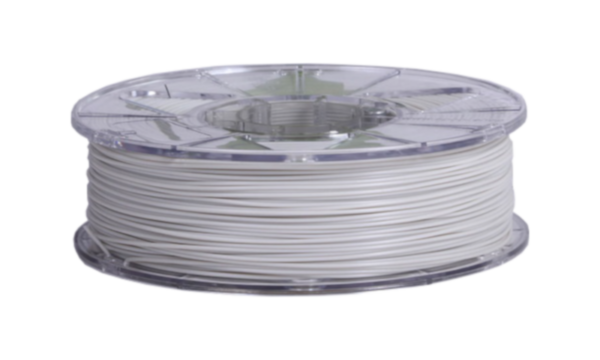 Пластик для 3D печати PLA Ecofil Светло-серый (2,0кг). Купить в Москве и Подольске. Доставка в регионы.