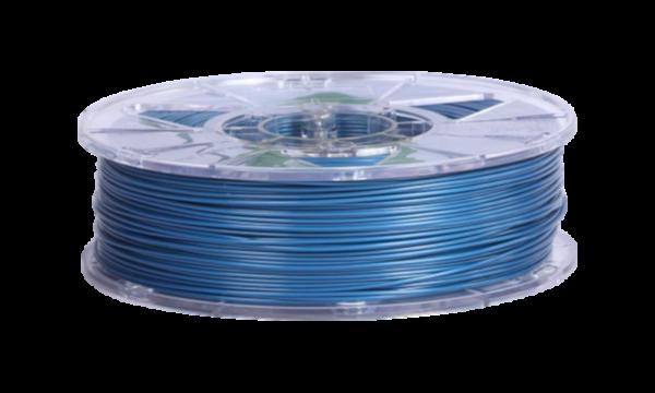 Пластик для 3D печати PLA Ecofil Синий металлик (2,0кг). Купить в Москве и Подольске. Доставка в регионы.