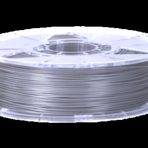 Пластик для 3D печати PLA Ecofil Серебристо-серый (2,0кг). Купить в Москве и Подольске. Доставка в регионы.