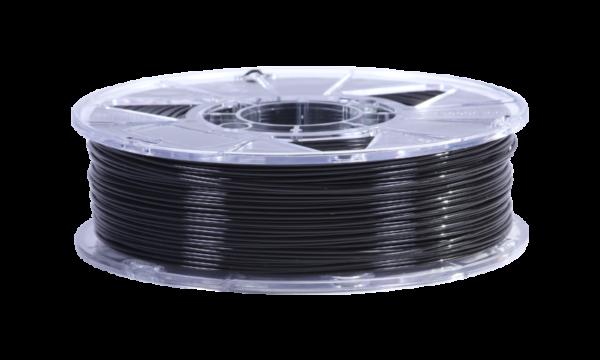 Пластик для 3D печати PLA Ecofil Черный (2,0кг). Купить в Москве и Подольске. Доставка в регионы.
