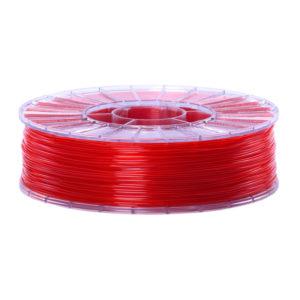 Пластик для 3D печати SBS Красный (0,75кг). Купить в Москве и Подольске. Доставка в регионы.