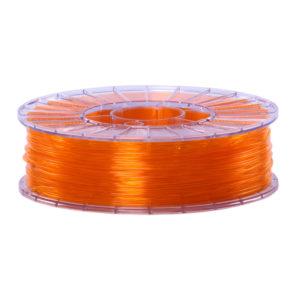 Пластик для 3D печати SBS Оранжевый (0,75кг). Купить в Москве и Подольске. Доставка в регионы.