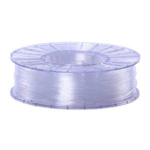 Пластик для 3D печати SBS Прозрачный(0,75кг). Купить в Москве и Подольске. Доставка в регионы.