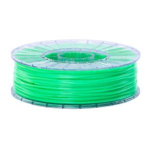 Пластик для 3D печати SBS Зеленый-флуорисцентный (0,75кг). Купить в Москве и Подольске. Доставка в регионы.
