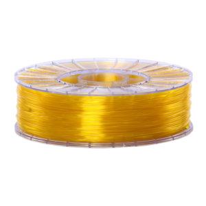 Пластик для 3D печати SBS Желтый (0,75кг). Купить в Москве и Подольске. Доставка в регионы.