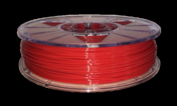 Пластик для 3D печати Ultrapet Красный (1 кг). Купить в Москве и Подольске. Доставка в регионы.