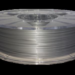 Пластик для 3D печати Ultrapet Серебристо-серый (1 кг). Купить в Москве и Подольске. Доставка в регионы.
