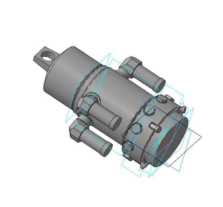 Услуги 3D моделирования по чертежам