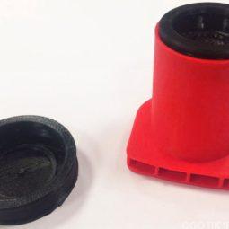 Печать корпуса и резинового манжета