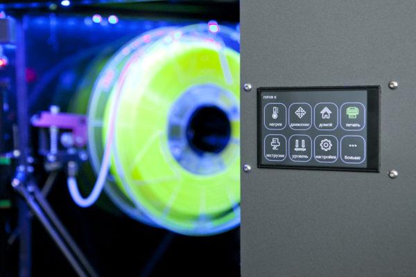 LCD дисплей Element3D v2.1