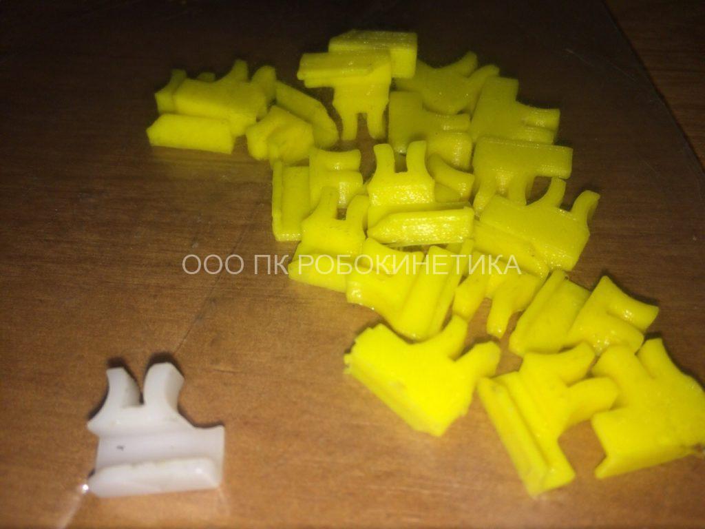 Изготовление комплектующих для оконных электроприводов (3D - печать).