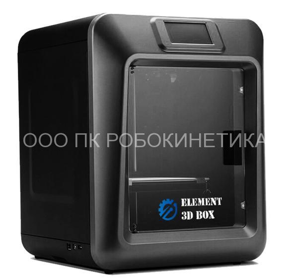 ПК Робокинетика. 3D принтеры Element 3D, услуги 3D печати